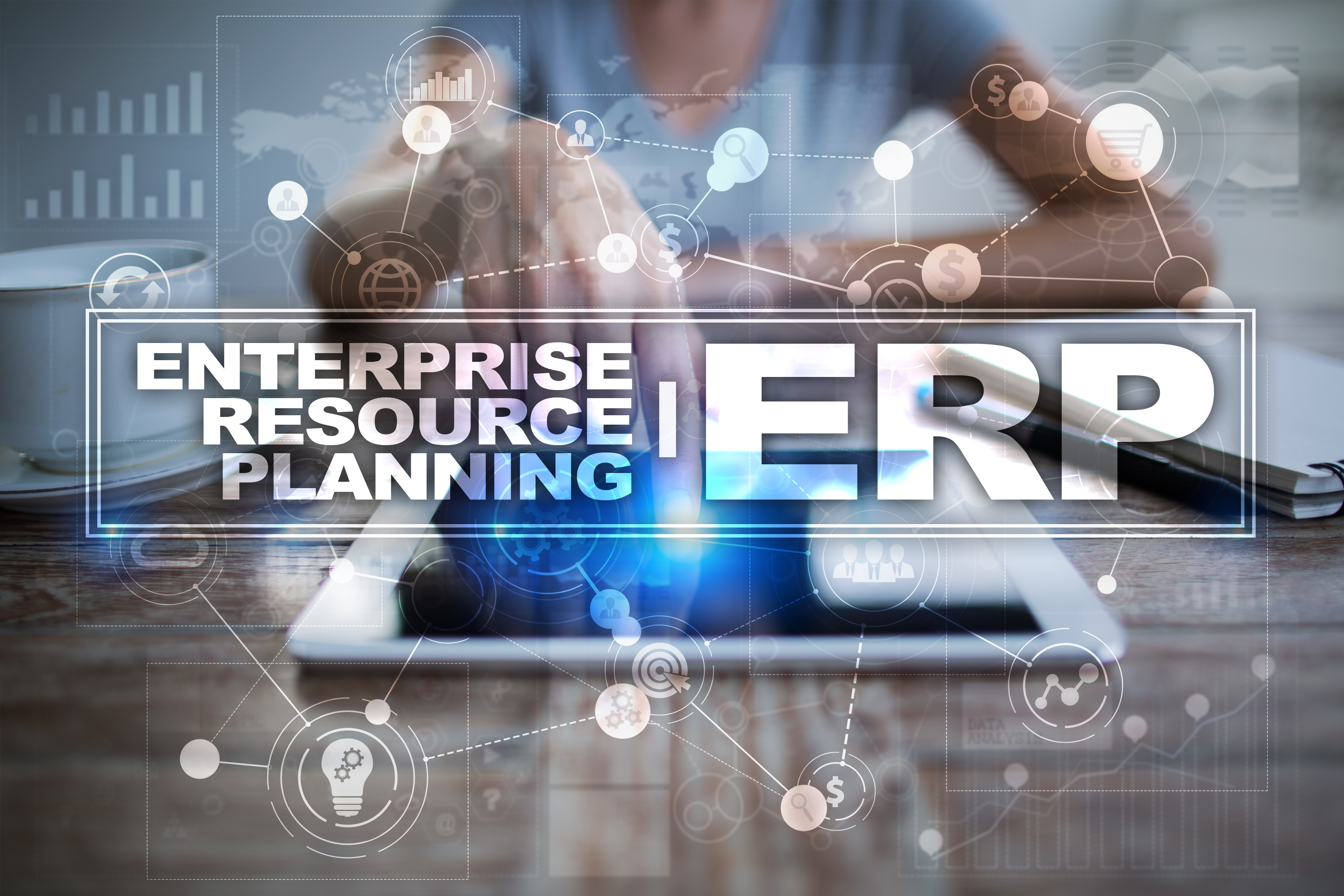 Enterprise Resource Planning | Advance Pro Technologies